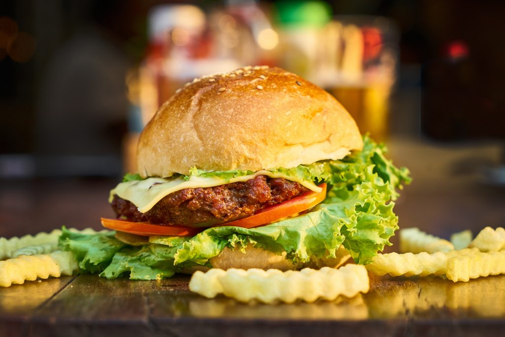 BBQ Beef Burgers
